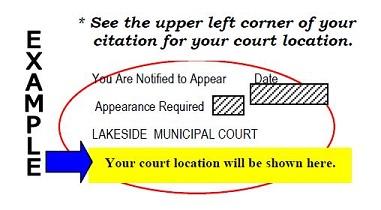 Lakeside Municipal Court Village Of North Fond Du Lac Fond Du Lac